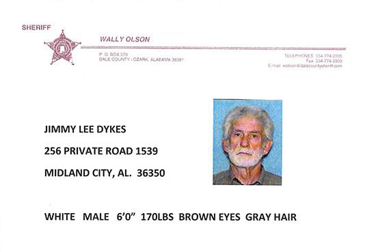 Midland City Hostage Resolved: Dykes Identified