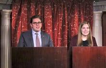 SGA executive candidates debate issues